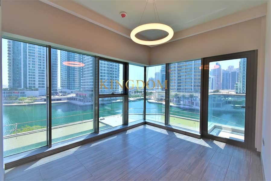 Luxury 2BRl Brand New l MBL(Water Front Residence)