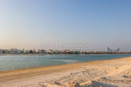 Plot for Sale in Palm Jumeirah, Dubai - Hi Number   Above 50   Ready For Project