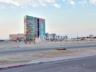 Plot for Sale in Mohammed Bin Zayed City, Abu Dhabi - Commercial Land | Plot Area : 199.106 sq.ft