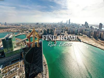 Building for Sale in Al Reem Island, Abu Dhabi - Residential Building | 10 Floors |