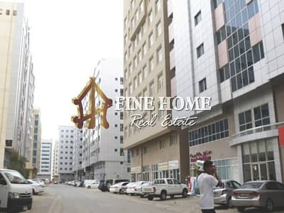 Building for Sale in Mussafah, Abu Dhabi - Residential Building | 3 Shops | Studio