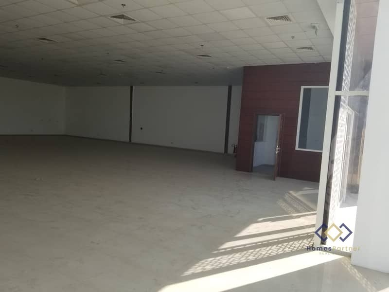 10 Warehouse with Showroom-No 15% DIP Charges-11332 sqft area in DIP.