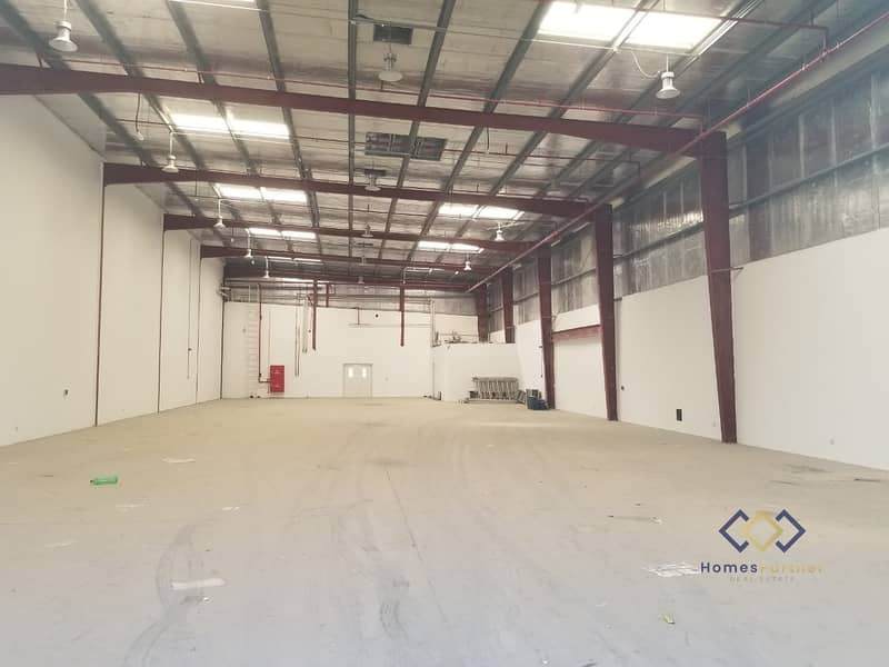 2 Warehouse with Showroom-No 15% DIP Charges-11332 sqft area in DIP.