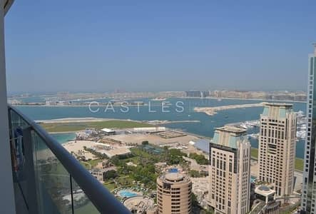 Vacant - Upgraded - High Floor - Full Sea & Palm View