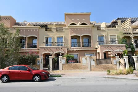 3 Bedroom Townhouse for Sale in Jumeirah Village Circle (JVC), Dubai - Western Upgrades | 3BR+M |Roof Terrace