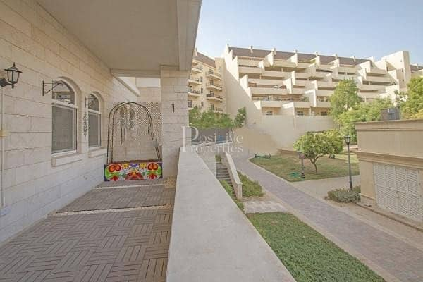2 HUGE BALCONY / WELL MAINTAINED / GARDEN VIEW