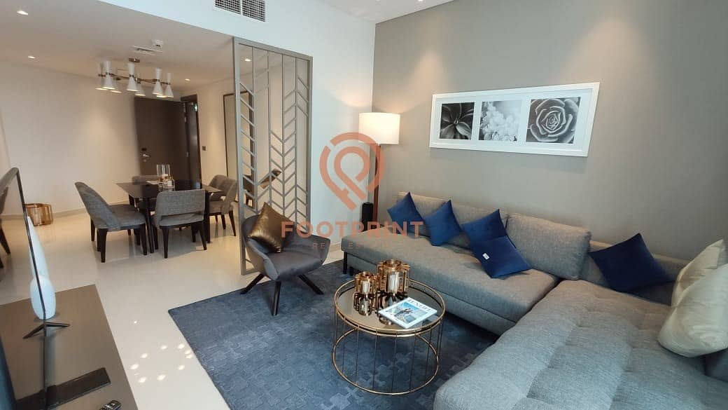 2 Spacious - Brand New - Fully Furnished 1BR In Business Bay