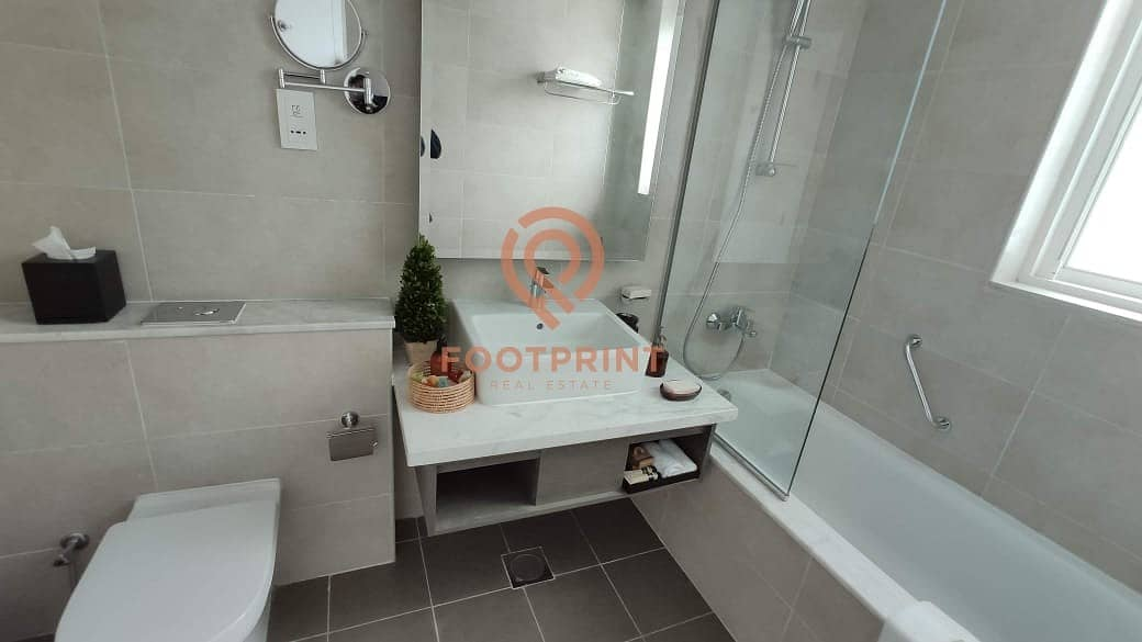 18 Spacious - Brand New - Fully Furnished 1BR In Business Bay