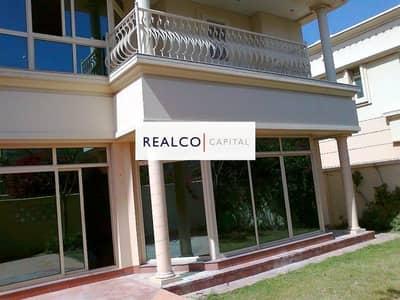4 Bedroom Villa for Rent in Al Safa, Dubai - 4 br+m Compound villa
