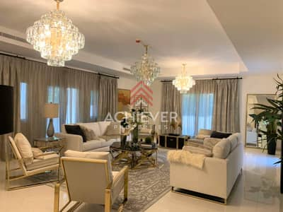 4 Bedroom Villa for Sale in Jumeirah Golf Estate, Dubai - No Commission | Fully Furnished | Negotiable