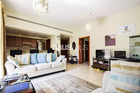 1 Bedroom Flat for Sale in The Greens, Dubai - Corner Unit | Garden Views | Strong Investment