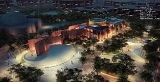 Own 2BHK Duplex Apartment in Masdar City with Boulevard View!