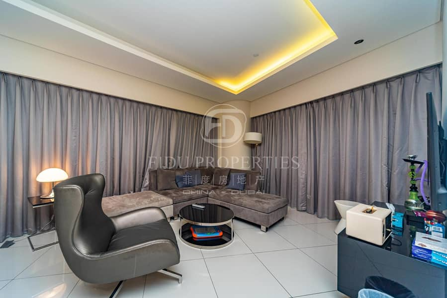 2 High Floor | 3BR with Maids Room | Prime Location