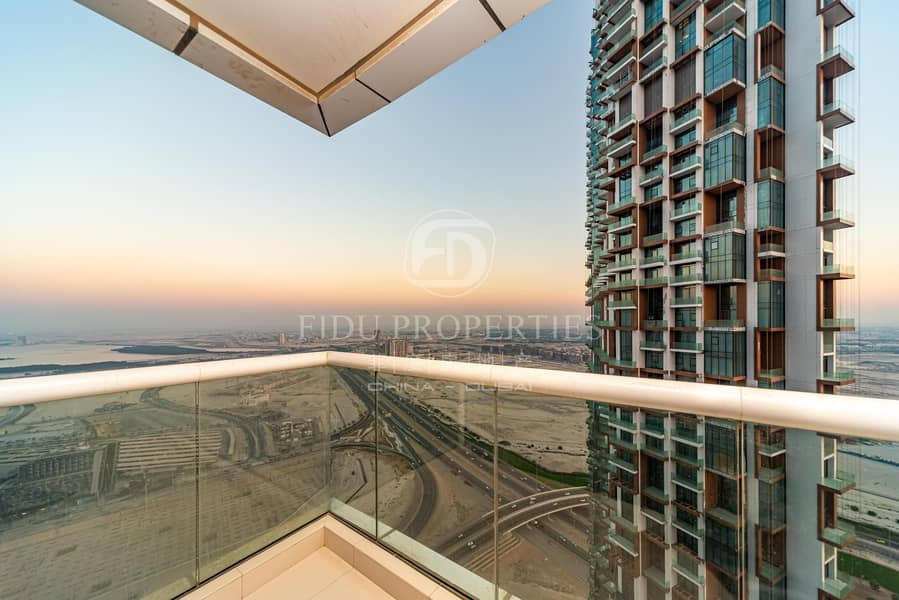 18 High Floor | 3BR with Maids Room | Prime Location