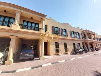فیلا 4 غرف نوم للايجار في شارع السلام، أبوظبي - Stunning 4BR + Maid | Community Gym and Pool