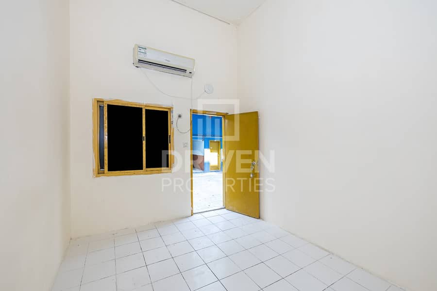 2 For Rent 140 Room Labour Camp in Al Qouz