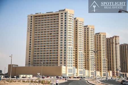 فلیٹ 1 غرفة نوم للايجار في مدينة دبي للإنتاج، دبي - 1 Bedroom | for rent | IMPZ | Lake Side A