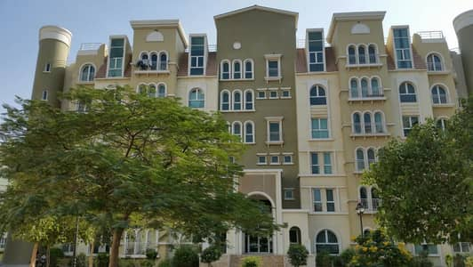 1 Bedroom Flat for Rent in Discovery Gardens, Dubai - NEAR TO METRO STATION COURTYARD VIEW   AT DISCOVERY GARDENS