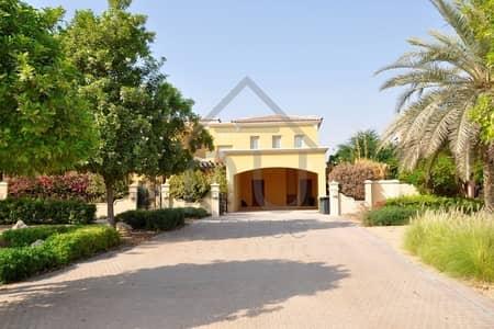 فیلا 6 غرف نوم للايجار في المرابع العربية، دبي - Private Pool | Golf Course View | Upgraded 6 Bed|