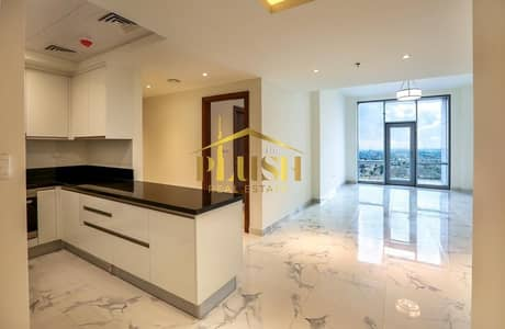 2 Bedroom Flat for Rent in Business Bay, Dubai - Multiple Cheques- Brand New- Breathtaking Views and Biggest layout 2 bedroom available in Noora Tower