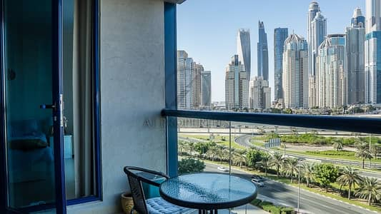Fully Furnished   Bright 1 BHK   Lake View