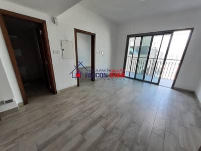 فلیٹ 1 غرفة نوم للبيع في الورسان، دبي - GARDEN VIEW-FULL FACILTY BUILDING- SPACIOUS 1 EDROOM  WITH BALCONY