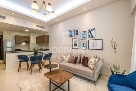 شقة 2 غرفة نوم للبيع في مدينة دبي الرياضية، دبي - 0% Commission | Luxurious 2 Bed Apartment