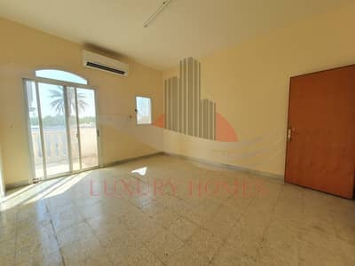 5 Bedroom Villa for Rent in Al Qattara, Al Ain - Spacious Separate Yard And Parking Near Stadium
