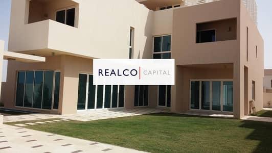 فیلا 5 غرف نوم للايجار في واجهة دبي البحرية، دبي - Fantastic Canal view 4 chqs 5 Br villa