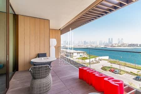 شقة 1 غرفة نوم للبيع في جميرا، دبي - Fully Upgraded 1BR Apt|Great View High floor
