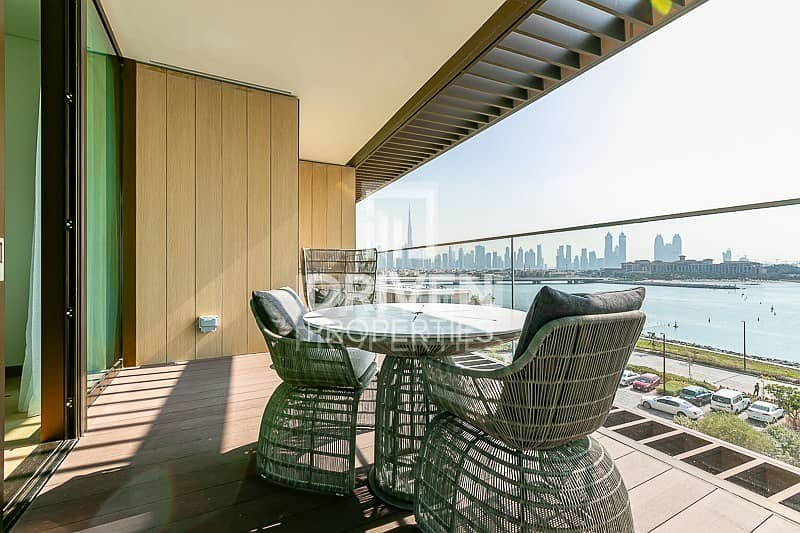 Fully Furnished 1BR Apt | Marvelous Views