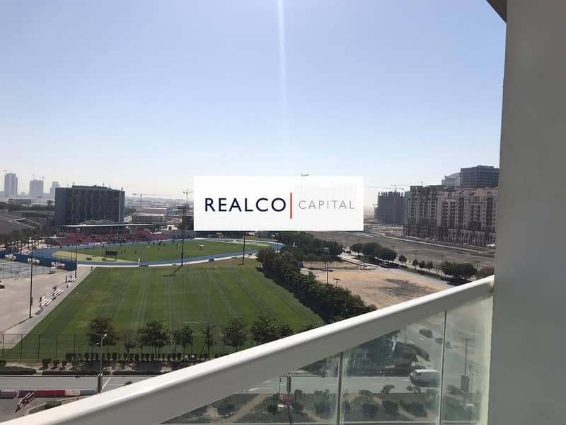A Dream Location Packed With Potential Dubai Sports City