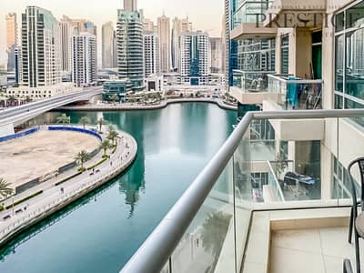 1 Bedroom Flat for Sale in Dubai Marina, Dubai - 1 Bed | 06 Type | Blakely Tower | Park Island