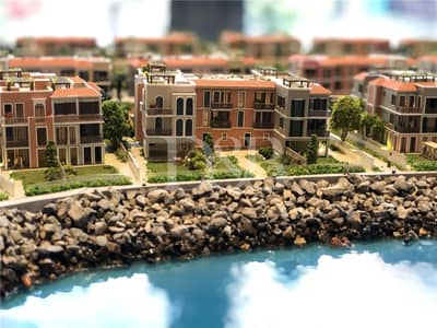3 Bedroom Townhouse for Sale in Jumeirah, Dubai - Hottest 3BR Resale Deal |  Sur La Mer | Call Now