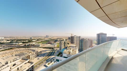 3 Bedroom Apartment for Rent in Dubai Sports City, Dubai - Inspected Home | High floor | Best view