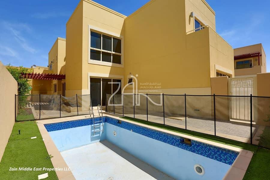 Corner Elegant 5 BR Villa Type S with Private Pool
