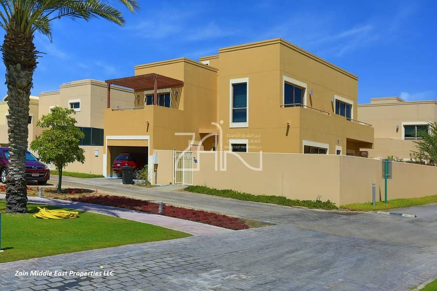 12 Corner Elegant 5 BR Villa Type S with Private Pool