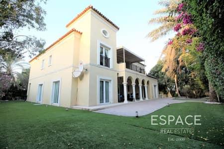 5 Bedroom Villa for Rent in Green Community, Dubai - East Villa   Prime Location   5900 SQFT