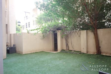 2 Bedroom Flat for Rent in Old Town, Dubai - Private Garden | 2 Bedrooms | Unfurnished