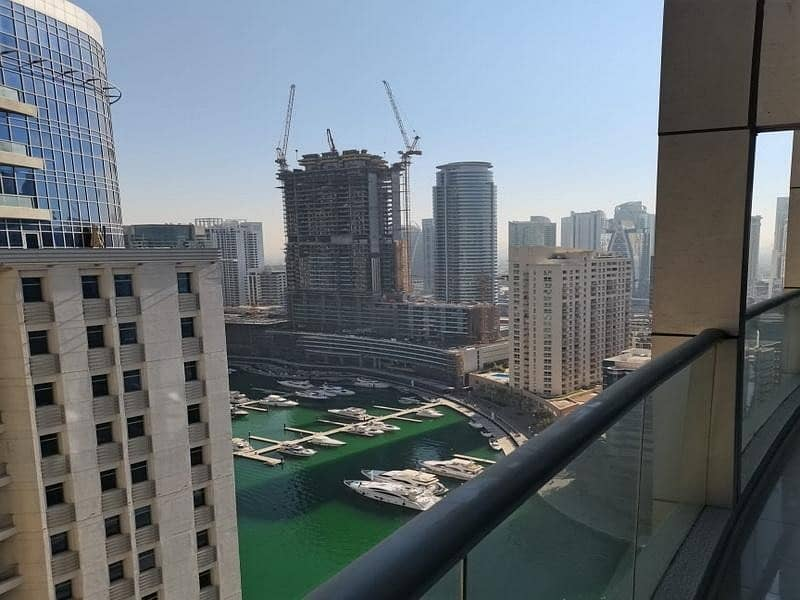Brand NEW Building/High floor/Marina view