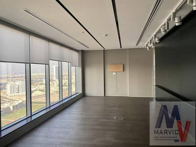 Office for Rent in Barsha Heights (Tecom), Dubai - Massive size Office | Fully Fitted | Partitioned | Panoramic Views