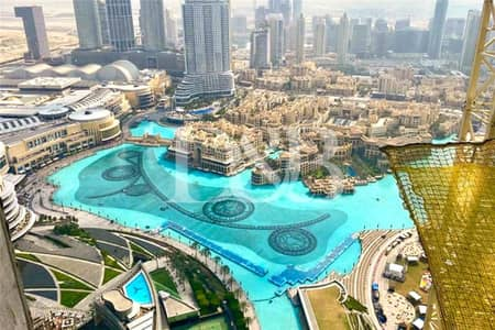 4 Bedroom Penthouse for Sale in Downtown Dubai, Dubai - Exclusive Penthouse | 3 Years Post Payment Plan!
