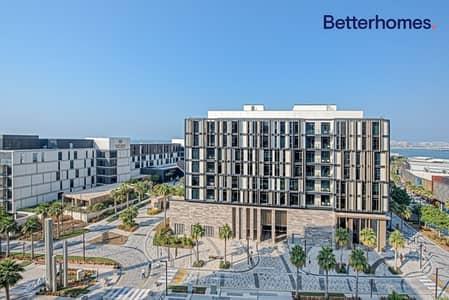 شقة 2 غرفة نوم للبيع في جزيرة بلوواترز، دبي - Sea Views |Large Layout | Vacant |  Maids Room