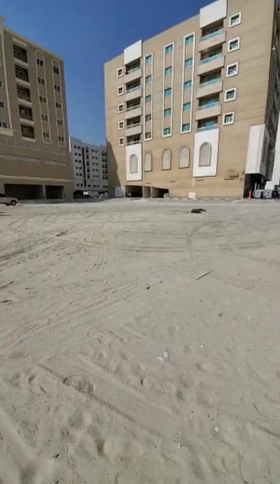 Land for sale in Sharjah Muwailih Commercial on a corner located at the intersection of Sheikh Khalifa Street with Sheikh Mohammed bin Zayed Street
