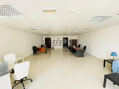 Office for Rent in Jumeirah Lake Towers (JLT), Dubai - Fitted office Furnished with Lake View