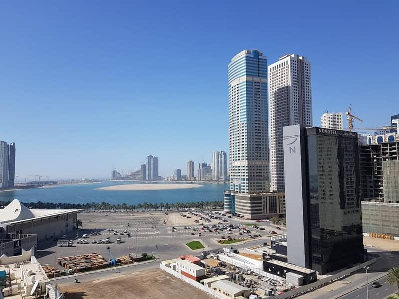 Sea view 1bhk rent only 27k with 45day free all facilities