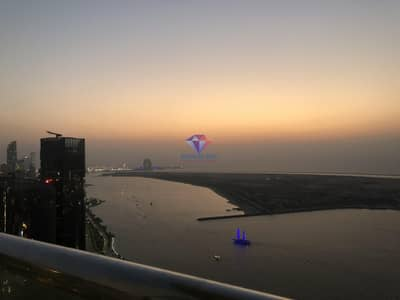 5 Bedroom Apartment for Rent in Corniche Road, Abu Dhabi - 5 BR + Maids Duplex | Sea view | w/ Facilities