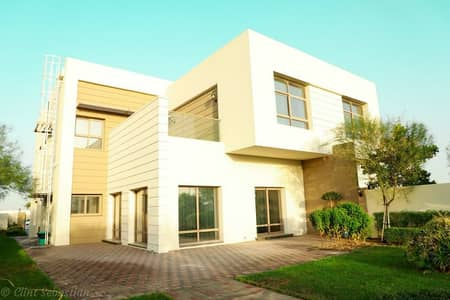 Brand new 5BR Independent duplex villa with 24/7 security And huge garden space rent just 110k