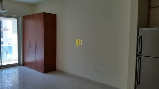 Studio for Rent in Dubai Production City (IMPZ), Dubai - CB Studio without parking for rent in Crescent B