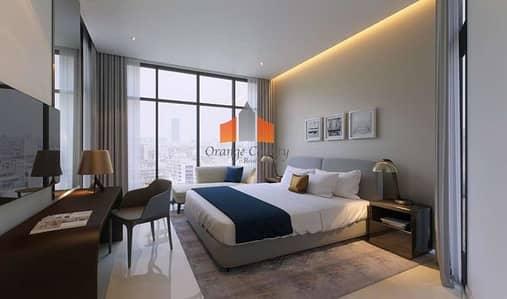 شقة فندقية  للايجار في الخليج التجاري، دبي -  Lakeview & Pool view High Floor Apartment